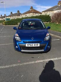 Renault Clio tom tom,low mileage