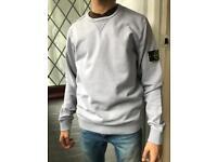 Stone island sweatshirt new with tags