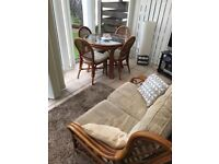 Conservatory Furniture table chairs sofa etc
