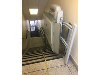 Wheelchair stair lift for sale.