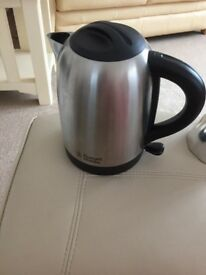Russell Hobs eclectic kettle