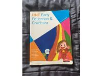 HNC Early Education book, used, good condition