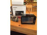 Sony XAV-W651BT car stereo and DVD player