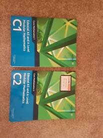 Edexcel Core 1 and Core 2 Maths Books