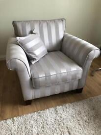 Like new DFS armchair