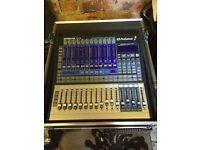 DB Audio 1K PA Live System with Presonus 16 0 2 Digital Mixing desk
