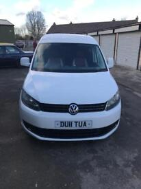 Vw caddy 2011 swap for t5