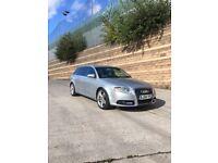 Audi A4 Avant S line nav +
