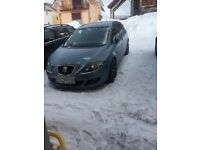For Sale Seat Leon 2.0TDI,left hand drive.