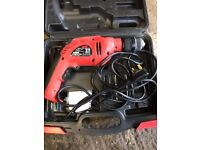 Xtreme electric drill