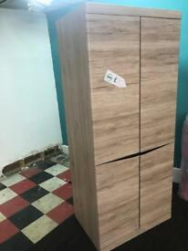 Brand New Double wardrobe unit