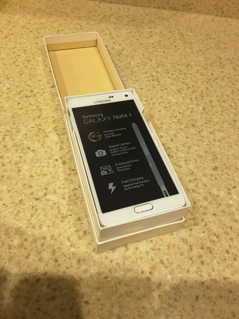 SAMSUNG GALAXY NOTE 4 32GB SM-N910F