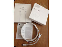 """GENUINE APPLE USB-C Charging Cable(2m)MJWT2FE/A TYPE C Model # A1646 For MacBook Light7Pro13""""/15"""""""