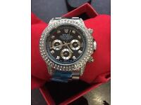 Rolex diamonds can deliver local or post out