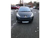 Peugeot 207, 1.4, 5 Door (Price to be Negotiated)