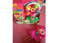 Lalaloopsy Doll And lalaloopsy jewelry Maker toy