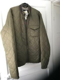 Barbour coat/jacket size medium