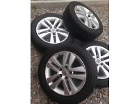 "16"" Great condition Wheels and Tyres £225 ONO"