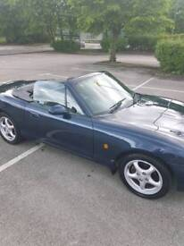 MX5 MK2 Sports LSD ONLY 59,000 MILES VERY TIDY CLEAN CAR