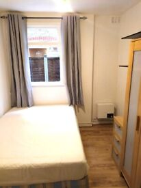 🛌 SINGLE ROOM - NORTHWOLD ROAD - 👉 1 MIN BY WALK TO BUS STOP 👉 NEAR CLAPTON STATION ZONE 2