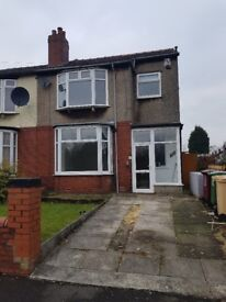 Fully Refurbished 3 Bed Semi - Bishops Rd, Bolton - £695.00pcm