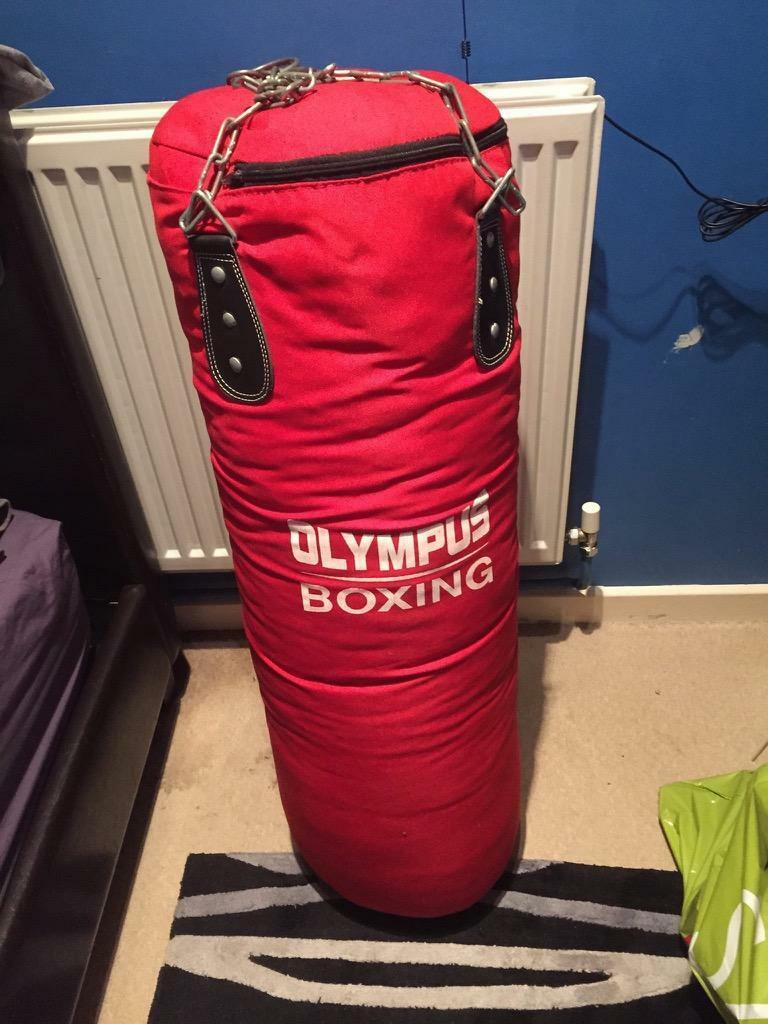 Olympus Boxing Bag In Norwich Norfolk Gumtree