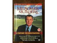 Midsomer Murders Collection.