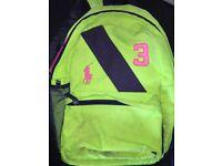 Genuine Ralph Lauren Backpack
