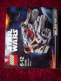 Lego Star Wars Millenium Falcon & Hans Solo Minifigure Set 75030 IP1