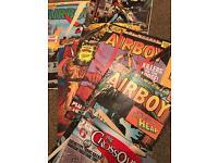 Bi-weekly AIRBOY COMIC MAGAZINES rare vintage retro