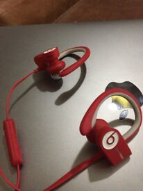 Beats by Dre - PowerBeats2 - Red
