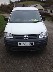 VW Caddy 1.9TDi Panel Van