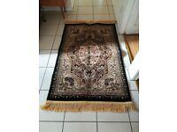Luxury Turkish rug