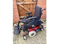 Electric Wheelchair Pride Quantum 610