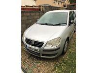 Volkswagen, POLO, Hatchback, 2005, Manual, 1198 (cc), 5 doors