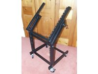 "Rack Mount Stand 19"" recording studio furniture"