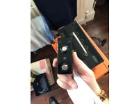 Hand wired tube screamer clone effect pedal stomp box