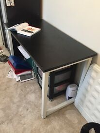 Desk/table like new condition 2month old