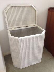 Lloyd Loom Bedding / Washing Basket