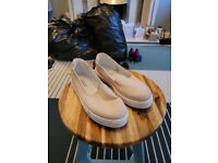 Top Shop slip-ons (Size 4)