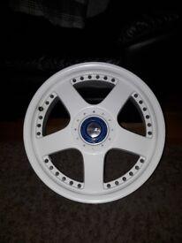 Lenso rs4 alloy wheels