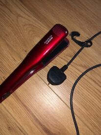 In working order Nicky Clarke straighteners