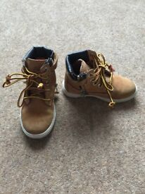 Timberland boots infant 7