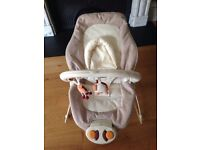 Mamas and Papas Baby Bouncer pre-used