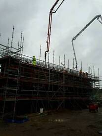 R.A Formwork and Steel Fixing