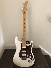 Fender American deluxe Stratocaster 2014 60th anniversary