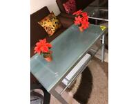 Glass Table - Double Layer