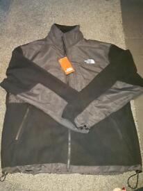 North face fleece jackets. Xl and xxl