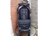 Britax B-Agile 4 Stroller (Cosmos Black) worth £189.99 from new- selling for £79.99