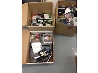 Lot of 120 cds many sealed+ hundreds of promo cd's£40